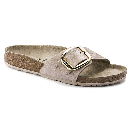 BIRKENSTOCK Madrid BB VL washed metallic rose gold 1012888 - Bestellbar über Link in Artikelbeschreibung!